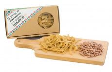 Domáce široké rezance od Gazdov - fazuľové 250 g